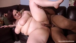 SUPERSIZED Chubby Well done Battalion Cumming Hard - Allied monroe